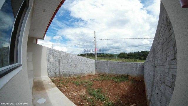 Casa para Venda em Ponta Grossa, Porto Feliz, 3 dormitórios, 1 banheiro, 2 vagas - Foto 7