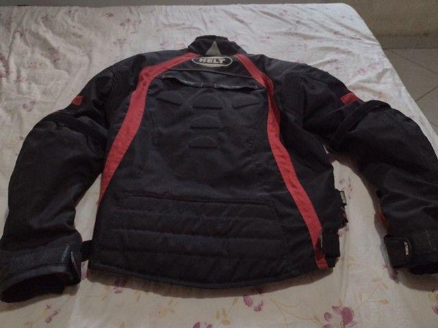 Jaqueta motoqueiro HELT - Foto 3