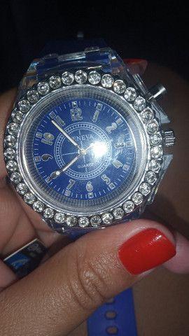 Relógio importado da Suíça