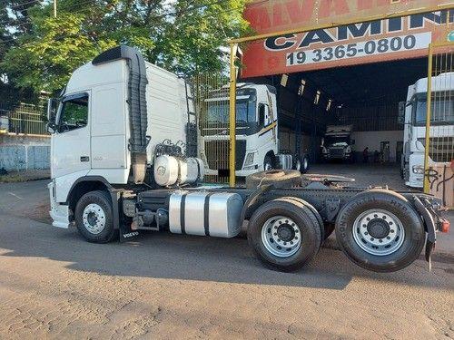 Volvo Fh 460 6x2 2014/2014 Globetrotter #Com Sinal De 30.000,00 + Parcelas - Foto 2