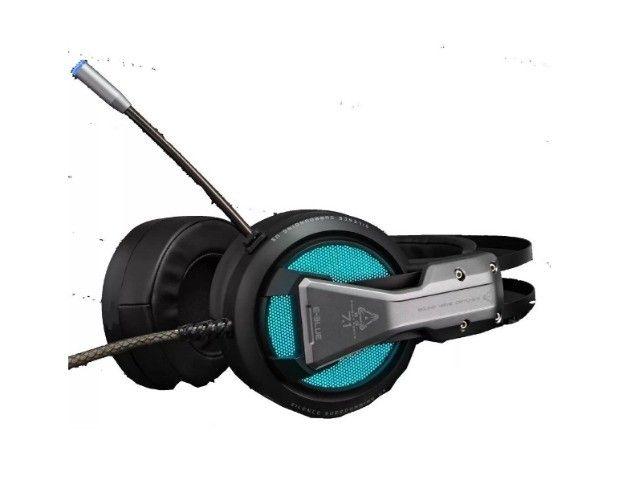 Headset Combat Force 7.1 Surround EHS971 E-blue Garantia