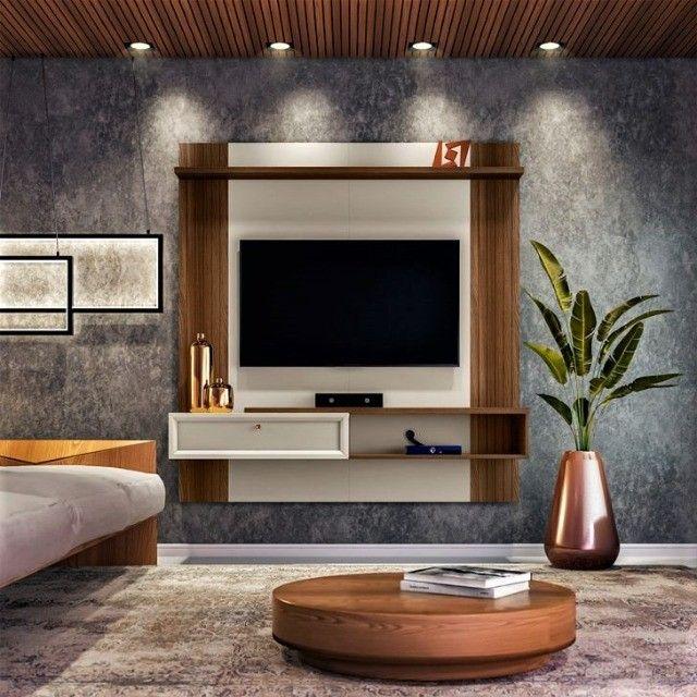 Painel Home para TV Pitanga - Frete grátis / Peça e receba hoje - Foto 2