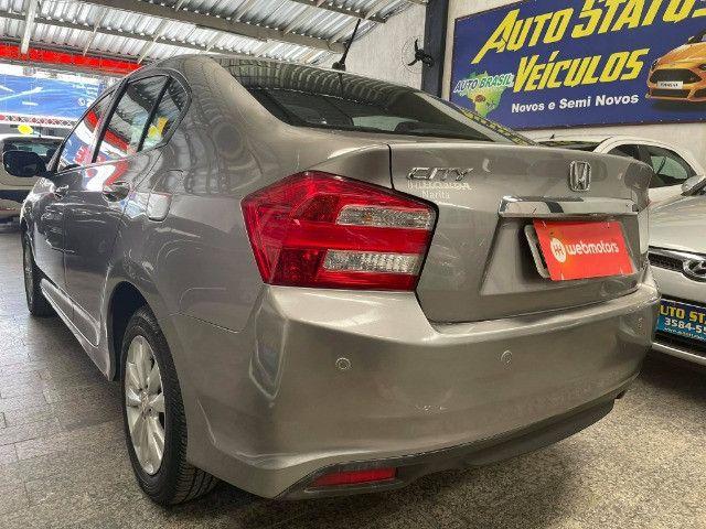 Honda City LX 1.5 - Completo - único dono - Km baixa - Foto 6
