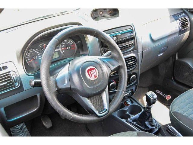 Fiat Strada Adventure 1.8 LOCKER Flex CE - Foto 11