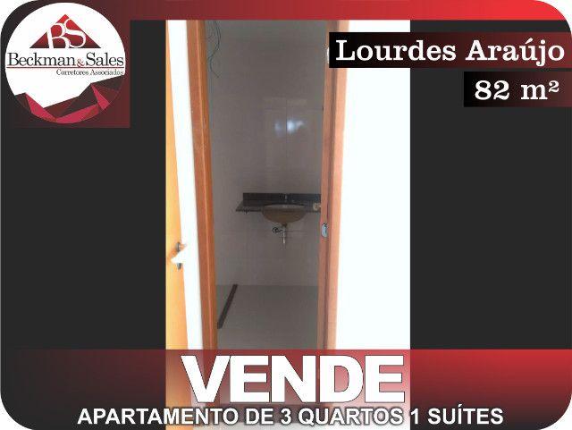 Residencial Lourdes Araújo - Foto 6