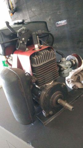 Motor para rabeta