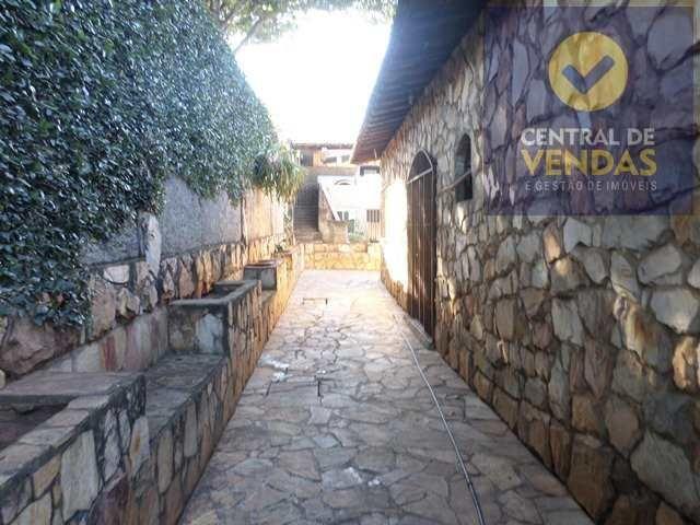 Casa à venda com 4 dormitórios em Santa mônica, Belo horizonte cod:158 - Foto 7
