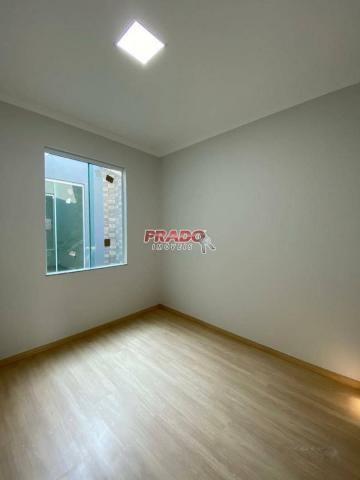Casa nova com 3 dormitórios à venda, 105 m² por R$ 480.000 - Jd Alto Da Boa Vista - Maring - Foto 12