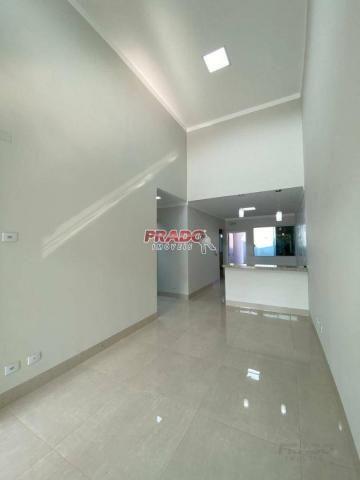 Casa nova com 3 dormitórios à venda, 105 m² por R$ 480.000 - Jd Alto Da Boa Vista - Maring - Foto 5