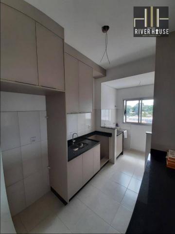Apartamento com 3 dormitórios à venda, 72 m² por R$ 330.000,00 - Jardim Califórnia - Cuiab - Foto 3