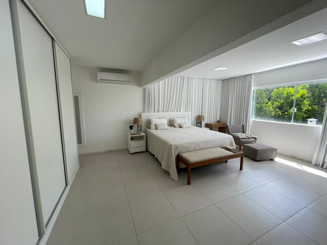 Casa de condomínio para venda possui 450000 metros quadrados com 5 quartos - Foto 19