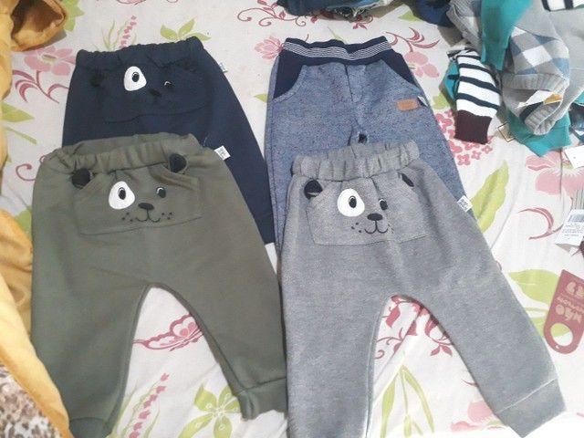 Vendo roupas de 1 ano  - Foto 2