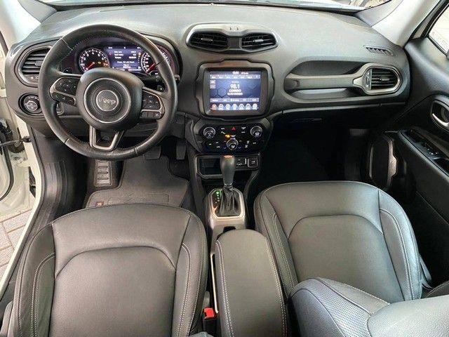 RENEGADE 2018/2019 1.8 16V FLEX LIMITED 4P AUTOMÁTICO - Foto 13