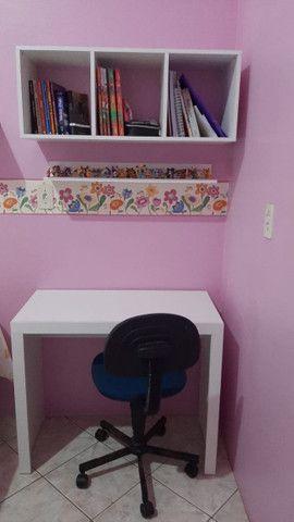 Nicho com divisórias / livros/ brinquedos Novo MDF - Foto 5