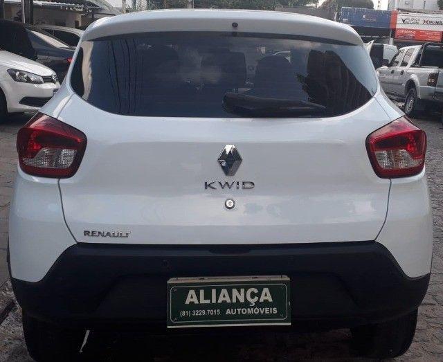 Renault Kwid Zen 1.0 2020 - Foto 7