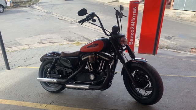 Harley 1200 custom  - Foto 2