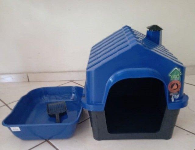 Casinha de gato/cachorro