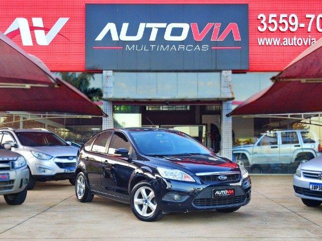 Ford Focus 1.6 GLX - 2012 - NOVO!!!