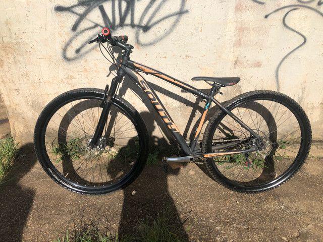 Bike aro 29 perfeito estado