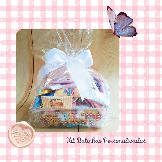 Kit Balas Personalizadas R$50,00 - Foto 2
