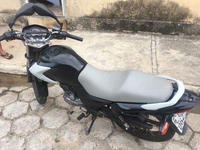 Moto Dafra  Riva 150 ano 2019 - Foto 6