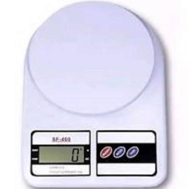 Balança Digital De Precisão 1 Gr Até 10 Kg Para Cozinha e Laboratório - Foto 3