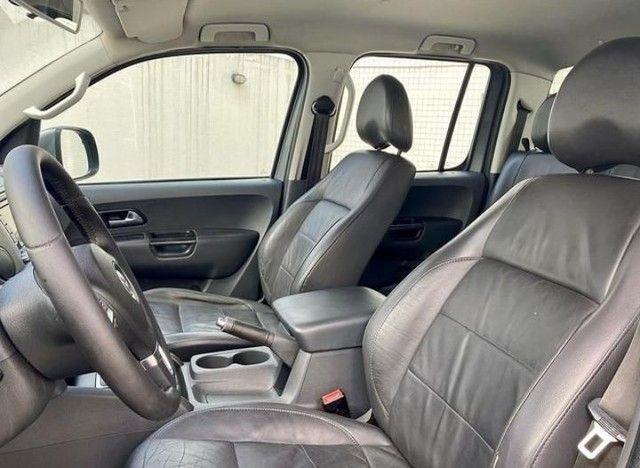 VW Amarok highline 2.0 biTurbo 2012 muito conservado.  - Foto 4