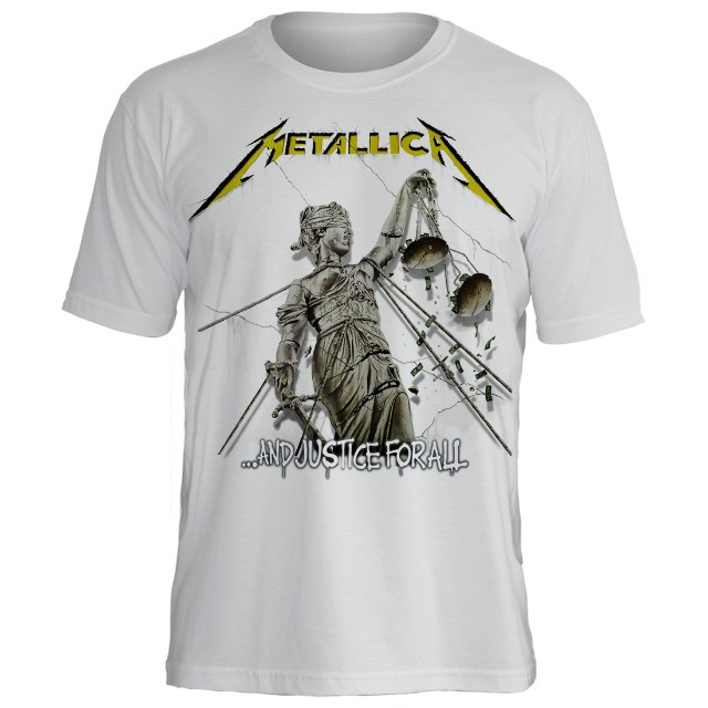 Camiseta Metallica - Camisetas Oficiais Licenciadas - Foto 3