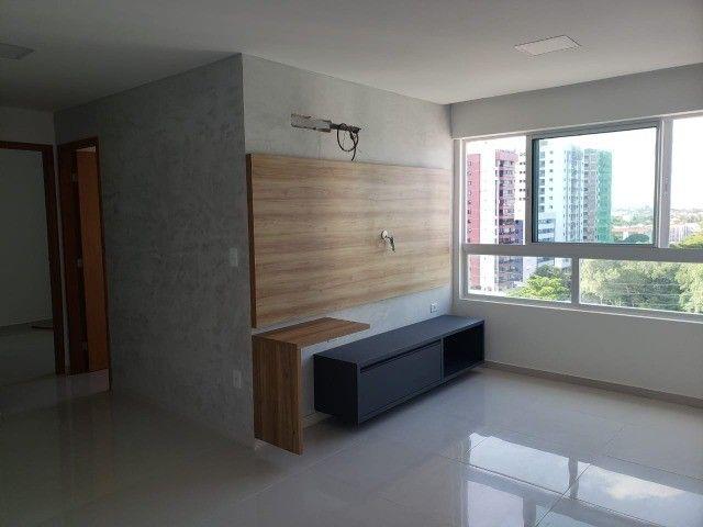 Apart  com 55m² com 2 quartos (1 suíte) em Imbiribeira - com armários - Foto 9
