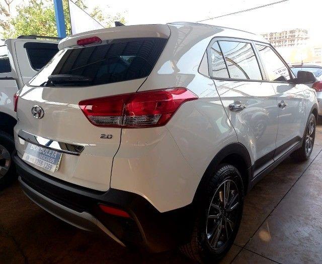 Hyundai Creta Prestige 2.0 Flex Automática Ùnico Dono C/11.000KM. - Foto 6