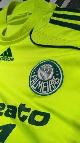 Vendo camisa do Palmeiras 2008/09 Original  - Foto 3