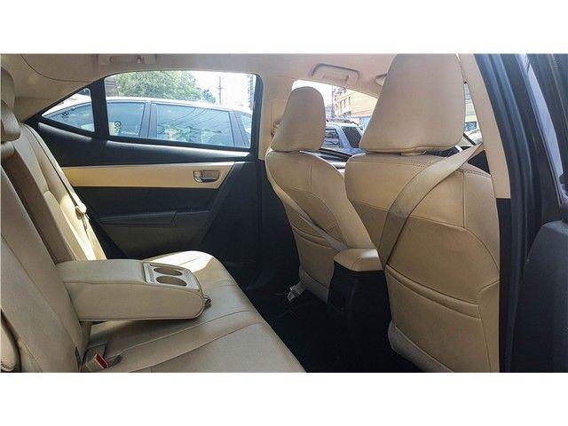 Toyota Corolla 2018 2.0 altis 16v flex 4p automático - Foto 10