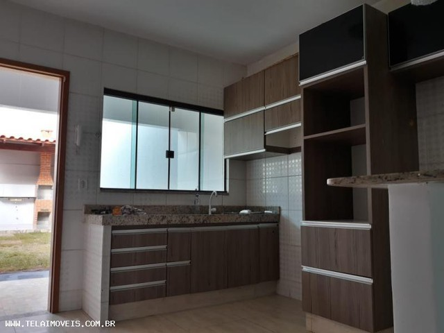 Casa para Venda em Aparecida de Goiânia, Cidade Vera Cruz, 3 dormitórios, 1 suíte, 2 banhe - Foto 5