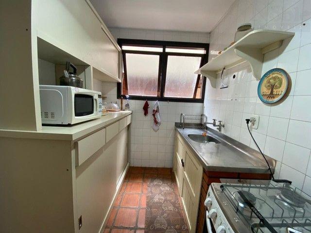 Apartamento de 2 dormitórios mais dependência na Praia Grande - Foto 12