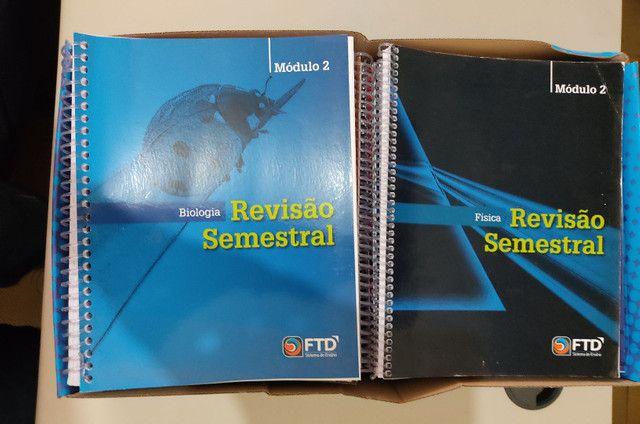 Material revisão FTD Ensino médio/3° ano - Foto 3