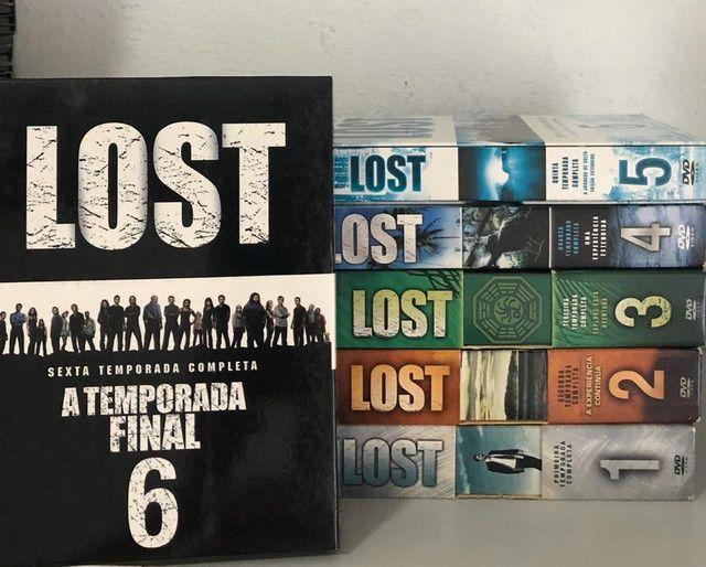 DVD Box Lost - 6 Temporadas - Foto 2