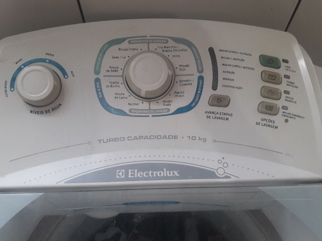 Maquina Electrolux 10kg 220v  - Foto 3