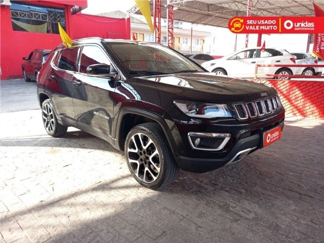 403- Compass Limited Diesel 4x4 AT 2.0 4P - Foto 2