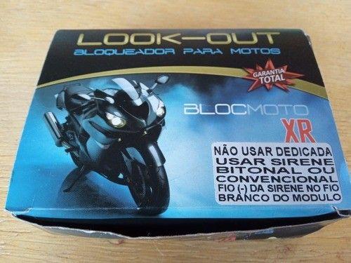 Bloqueador De Moto Look-Out - Foto 2