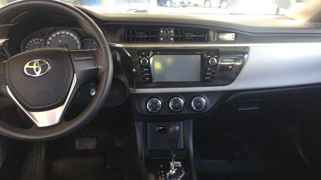 Corolla GLI 1.8 AUT 2016 Flex - Foto 9