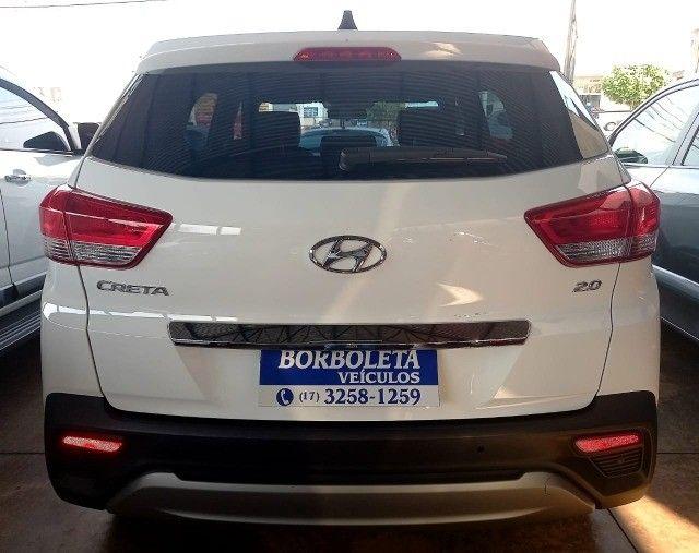 Hyundai Creta Prestige 2.0 Flex Automática Ùnico Dono C/11.000KM. - Foto 4