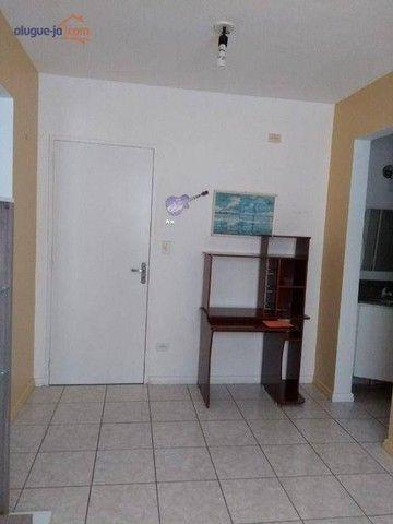 Apartamento com 1 dormitório para alugar, 50 m² por R$ 1.100/mês - Centro - São José dos C - Foto 7