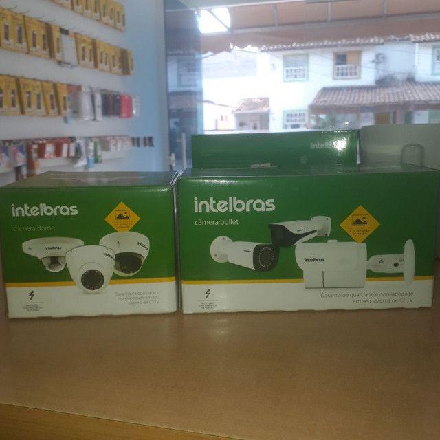 Câmera Intelbras HD em Promoção!