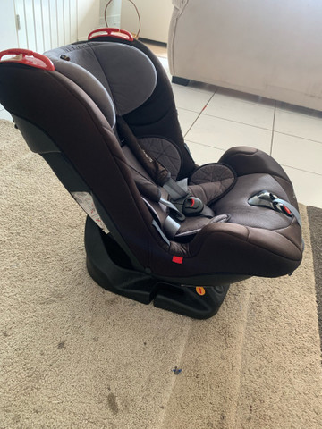 Cadeira bebê carro reclinável safety  - Foto 4