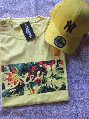 Camisas e bonés NT ACESSÓRIOS