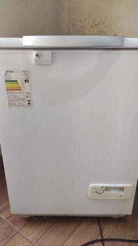 Vendo - Freezer Horizontal Eletrolux 140l - Máquina de Lavar 8Kg Eletrolux