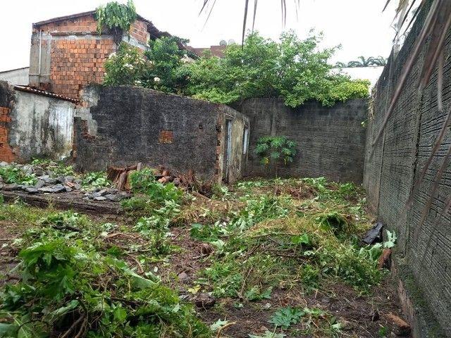 Terreno 6,60 X 27,00, 178 m² por R$ 220.000 - Dionísio Torres - Fortaleza/CE - Foto 3