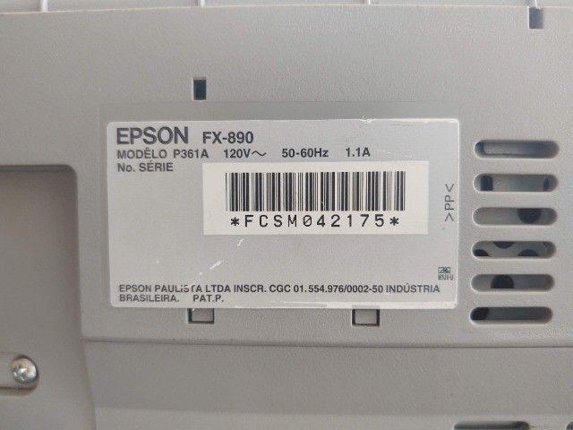 Impressora FX 890 - Foto 2