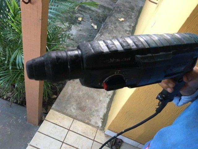 Martelete Prof Bosch gbh 2-24d sds Plus - P0036 - Foto 4