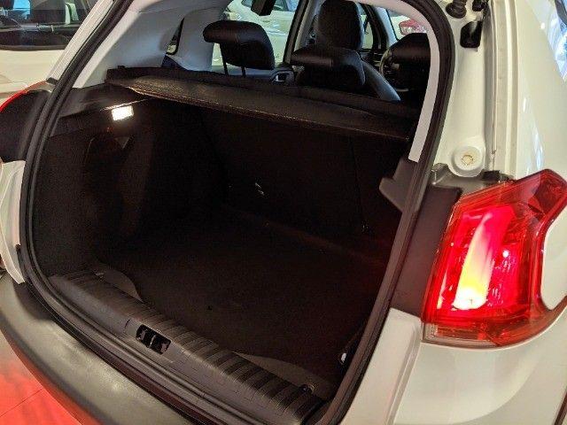 Peugeot 2008 1.6 Flex Crossway Automático 18/19 Branco! - Foto 10